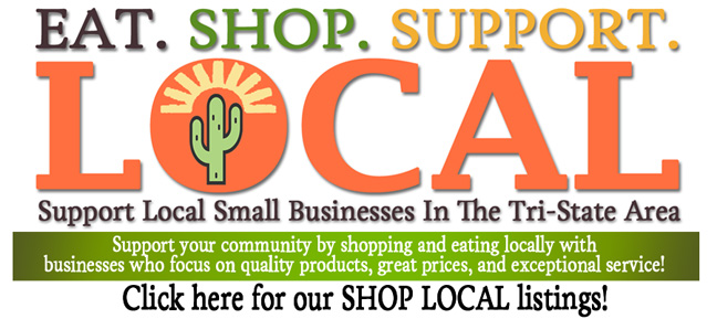 Eat. Shop. Support. Local. Support Local Small Businesses in The Tri-State Area