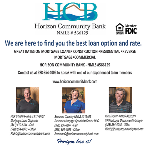 Horizon Community Bank Quick Loan for Your Business