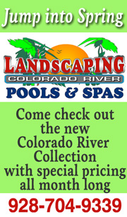 Colorado River Landscaping Pools & Spas