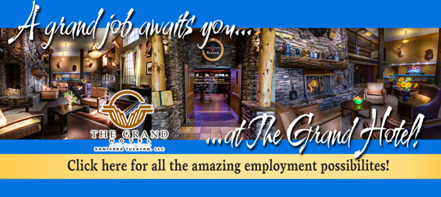 Employment Opportunities at The Grand Hotel