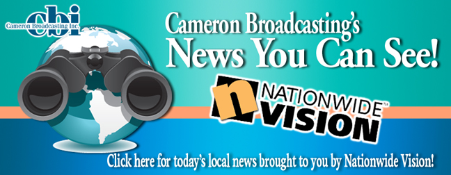 Cameron Broadcasting: News you can see