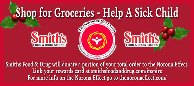 Smith's Food & Drug Stores: Donating to the Norona Effect